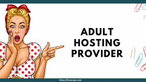 Know everything about Adult Web Hosting: